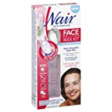 Nair Hair Remover, Face, Roll-On Wax Kit 1 Kit