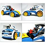Kidzone Radio Remote Control Rc Transformer Missile Launching Shooting Car Toy For Kids
