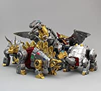 Toyworld Metallic Dino Combiners set of 5 TW-DM 5体セット