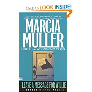 Leave a Message for Willie - Marcia Muller