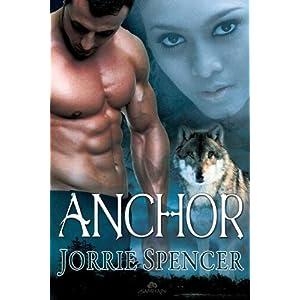 【クリックで詳細表示】Anchor: Jorrie Spencer: 洋書