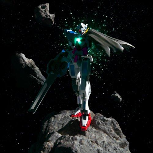 Robot魂 GN-001RE 能天使高达修复型