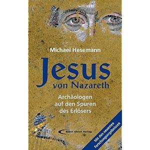 eBook Cover für  Jesus von Nazareth Arch xE4 ologen auf den Spuren des Erl xF6 sers