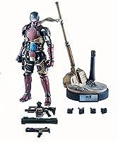 リアリスティック ロボット シリーズ ロボティック ピンヤイク シェン ライトアーマー 1/6 アクショフィギュア YGS01