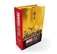 (100枚 Set) Marvel Studios 10周年 記念葉書集 限定版 Post Card Collection Avengers Infinity War(etc.)