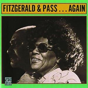 ♪Fitzgerald & Pass Again/エラ・フィッツジェラルド, ジョー・パス | 形式: CD