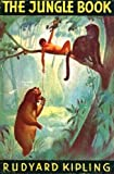 The Jungle Book with illustrations and free audiobook link for download