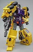 Toyworld Constructor - Allocater (Yellow)TW-C04B