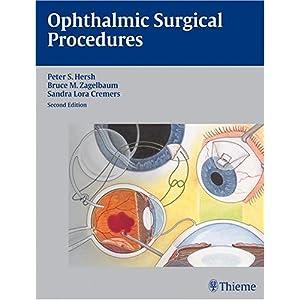 【クリックで詳細表示】Ophthalmic Surgical Procedures