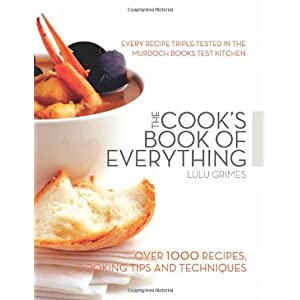 Cook's Book of Everything (Cookery)