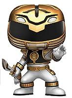 Funko - Figurine Power Rangers - White Ranger
