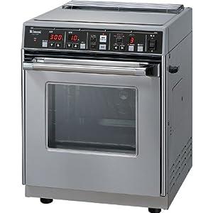 【クリックで詳細表示】リンナイ 卓上ガスオーブン RCK-10AS 都市ガス12A/13A用