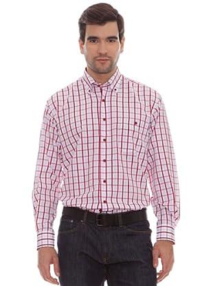 Marengo Camisa Cuadros (Rojo)
