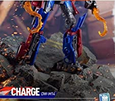 DR.WU DW-M14 Charge 武器