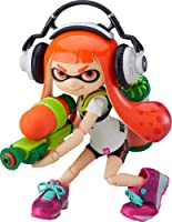 figma Splatoon Splatoon ガール