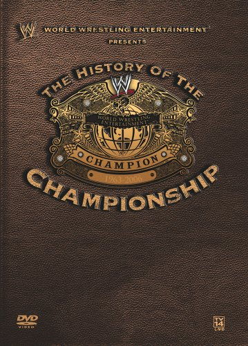 billy graham wwe championship. house WWE Championship Book