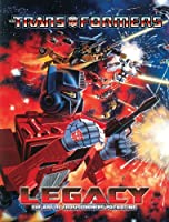 Transformers Legacy: A Celebration of Transformers Package Art [ハードカバー]