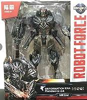 Transformer Wei JiangロボットForceムービー5 rendsora Megatron