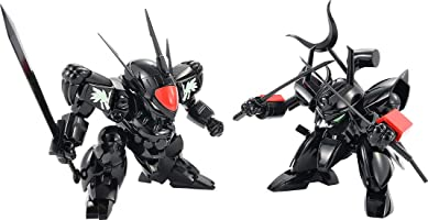 PLAMAX 魔神英雄伝ワタル MS-04 ブラック 龍神丸・戦神丸 セット
