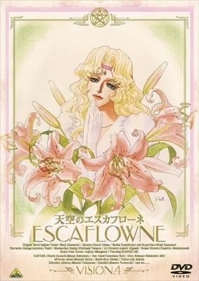 天空のエスカフローネ Vision 4 [DVD]