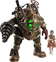 BioShock[バイオショック] 1/6 Big Daddy & Little Sister[ ビッグダディ&リトルシスター] 1/6スケール ABS&PVC&POM製 塗装済み可動フィギュア