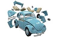 エアフィックス クイックビルドシリーズ VW ビートル 塗装済みブロック式組み立てキット QB6015