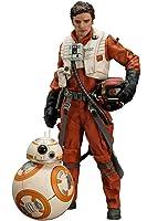 ARTFX+ STAR WARS ポー・ダメロン & BB-8 2パック フォースの覚醒版 1/10スケール