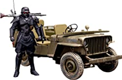 PLAMAX 紅い眼鏡 MF-35 minimum factory プロテクトギア with 特捜班小型警邏車 1/20 プラスチックモデル