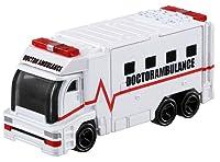 トミカ ハイパーレスキュー ドライブヘッド DHT-03 ドクターアンビュランス