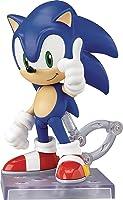 Good Smile The Hedgehog Sonicねんどろいど( EZバージョン)アクションフィギュア