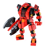 MyBuild Mecha Frame New Item Rita 5006 Quality Toy Blocks and Unique Robot Frame Compatible with Lego Building Toy and More