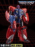 TFC Toys  Trinity Force - Red Knight TF-02
