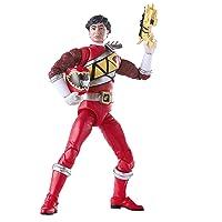 パワーレンジャー ライトニングコレクション 6インチ アクションフィギュア 『ダイノチャージ』 レッドレンジャー