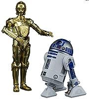 スター・ウォーズ C-3PO & R2-D2 1/12スケール プラモデル