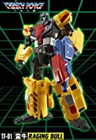 TFC Toys Trinity Force - Raging Bull TF-01