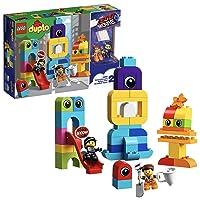 レゴ(LEGO) デュプロ エメットとルーシーのブロック・シティ 10895
