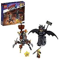 レゴ(LEGO) レゴムービー バットマンとロボヒゲのアポカリプスブルグの救出 70836