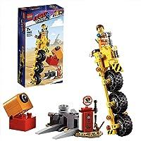 レゴ(LEGO) レゴムービー エメットのトライク 70823