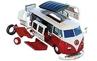 エアフィックス クイックビルドシリーズ VW キャンパーバン 塗装済みブロック式組み立てキット QB6017