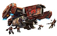 Mega Construx Destiny Cabal Harvester Dropship Playset