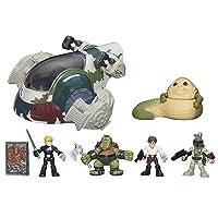 Star Wars Galactic Heros Jabbas Bounty Toy Figure