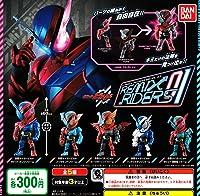 仮面ライダービルド REMIX RIDERS 01 全5種セット