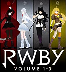 RWBY VOLUME 1-3 Blu-ray SET<初回仕様版>