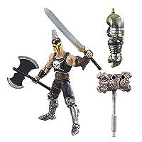 Marvel Thor Legends Series 6-inch Nine Realms Warriors (Marvel's Ares) マーベル マイティ・ソー フィギュア【US輸入品】