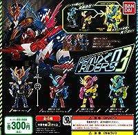 仮面ライダービルド REMIX RIDERS 03 [全4種セット(フルコンプ)]