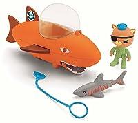 すずめ!オクトノーツ ガップB潜水艦とクワジーとサメ