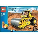 Lego City Set #7746 Single-Drum Roller
