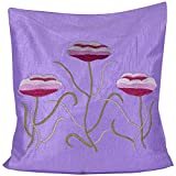 Design Adda Set Of 2 Cushion Covers With Embroidery